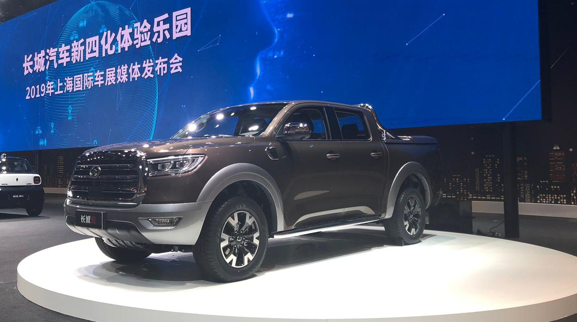 Great Wall Utes Shanghai 2019 1 Jpg