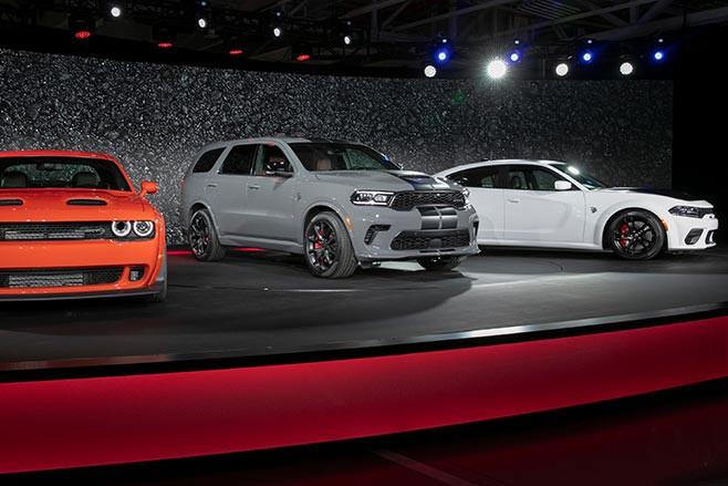 Dodge performance lineup 2021