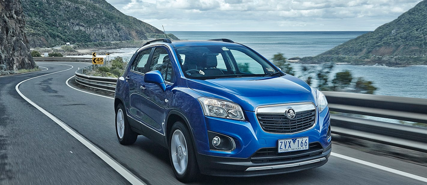 Holden Trax RS performance turbo