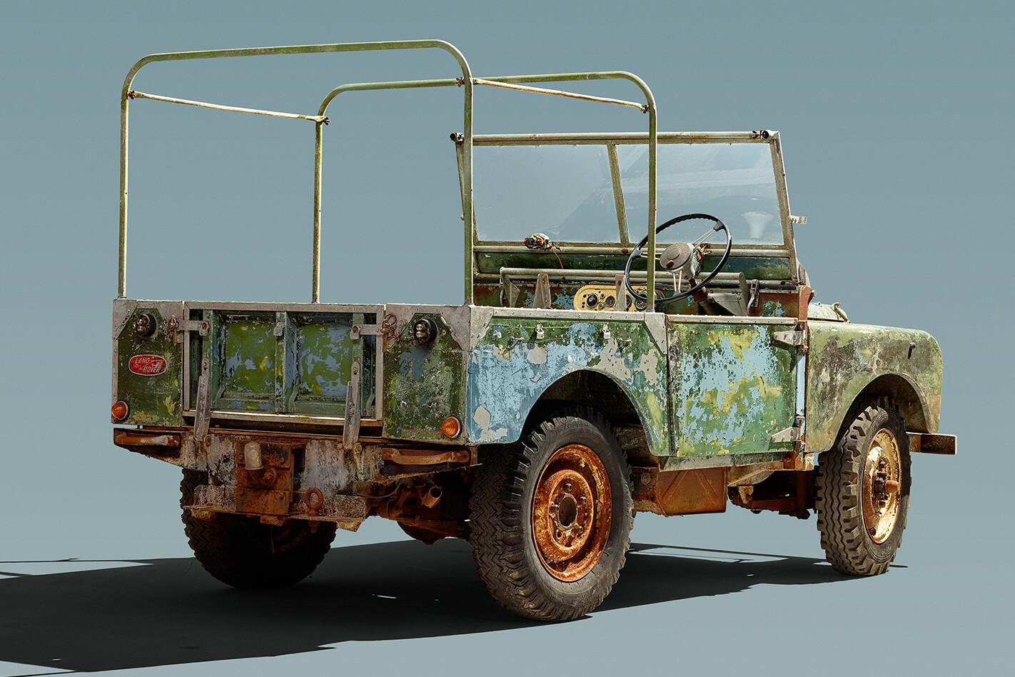 Land Rover Rear Jpg
