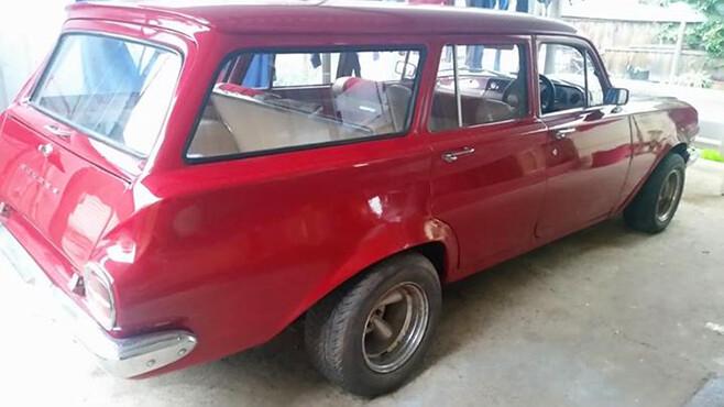 Holden EJ wagon