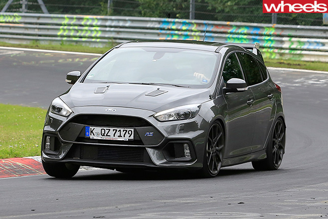 Ford -Focus -RS500-front