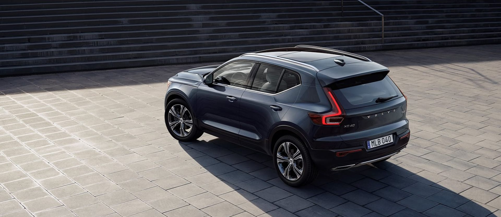 Smaller engine battery pack to power Volvo XC40