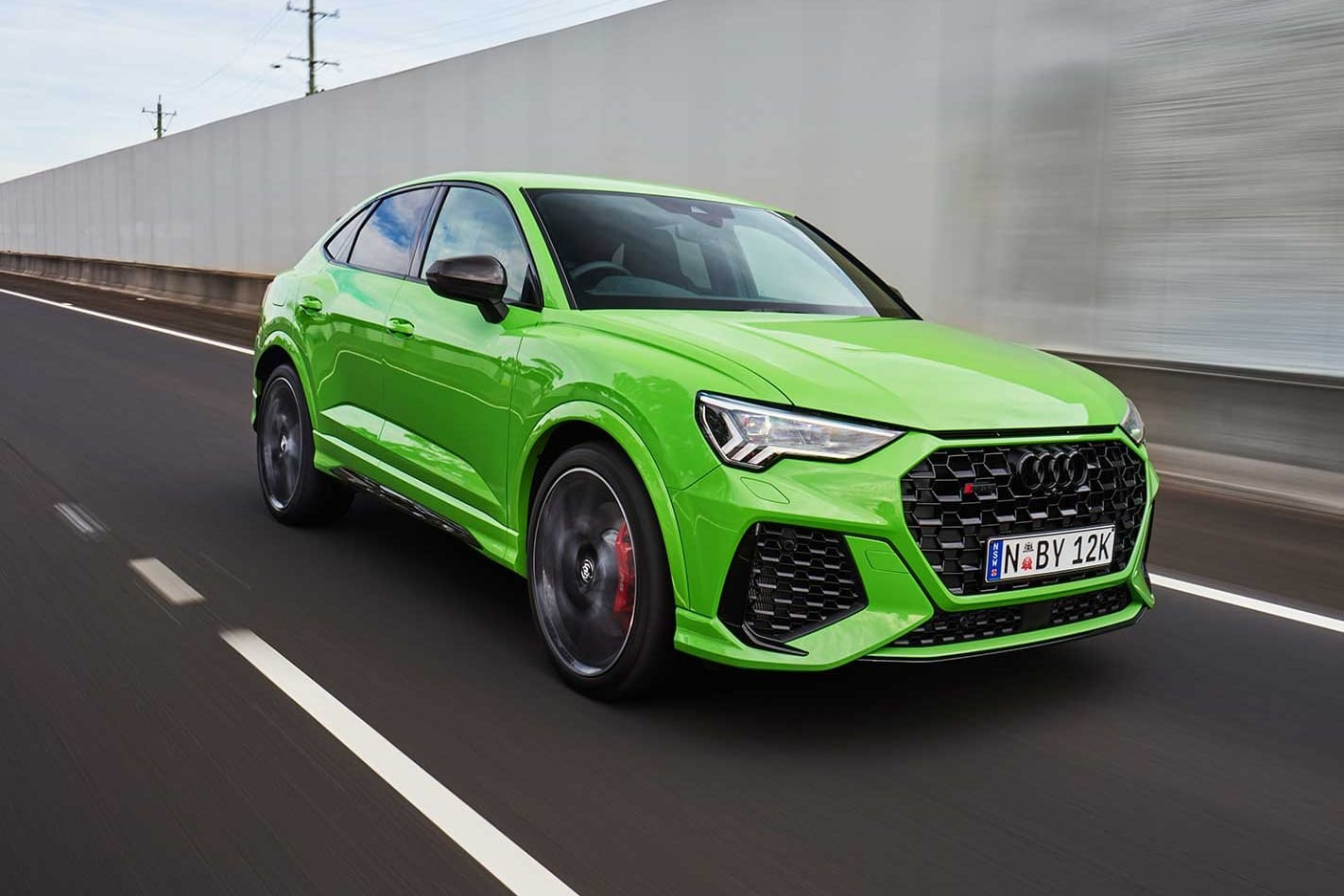 2020 Audi RS Q3 Sportback review