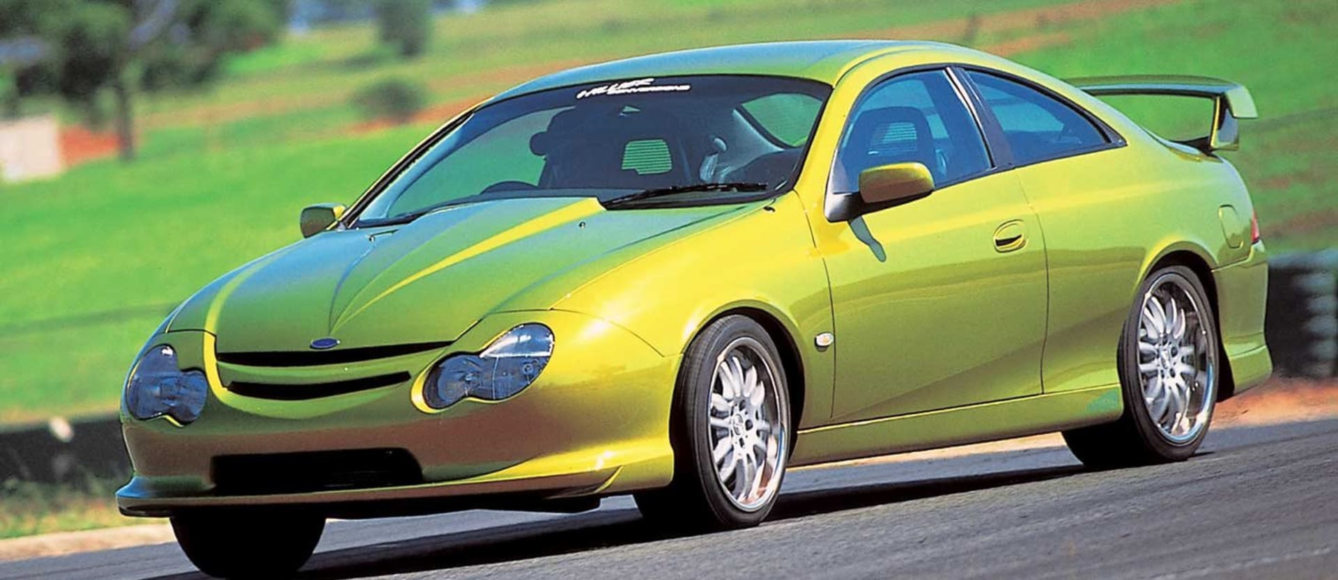 2002 Ford Arrow Coupe review classic MOTOR