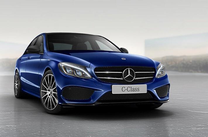 C 200 Sport Edition Amg Blue Jpg