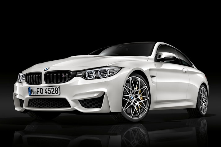 Bmw M 4 Competition Variant Rear Jpg