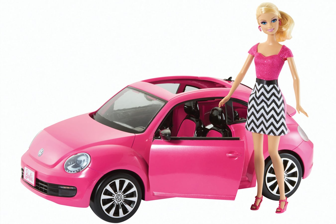 Volkswagen Beetle Pink Jpg