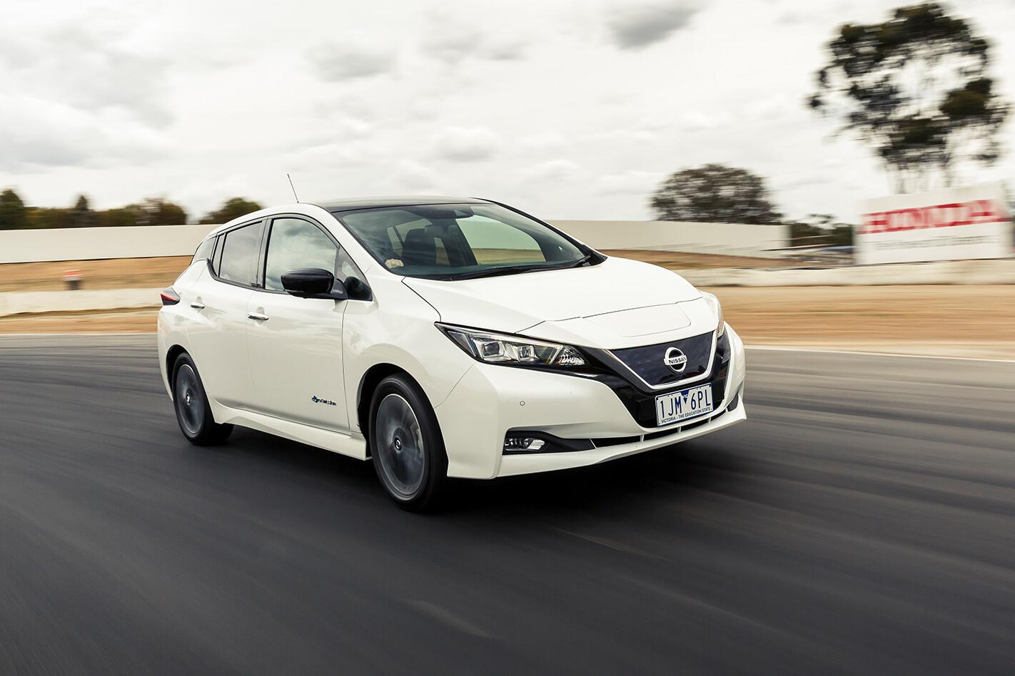 Nissan Leaf Side Jpg