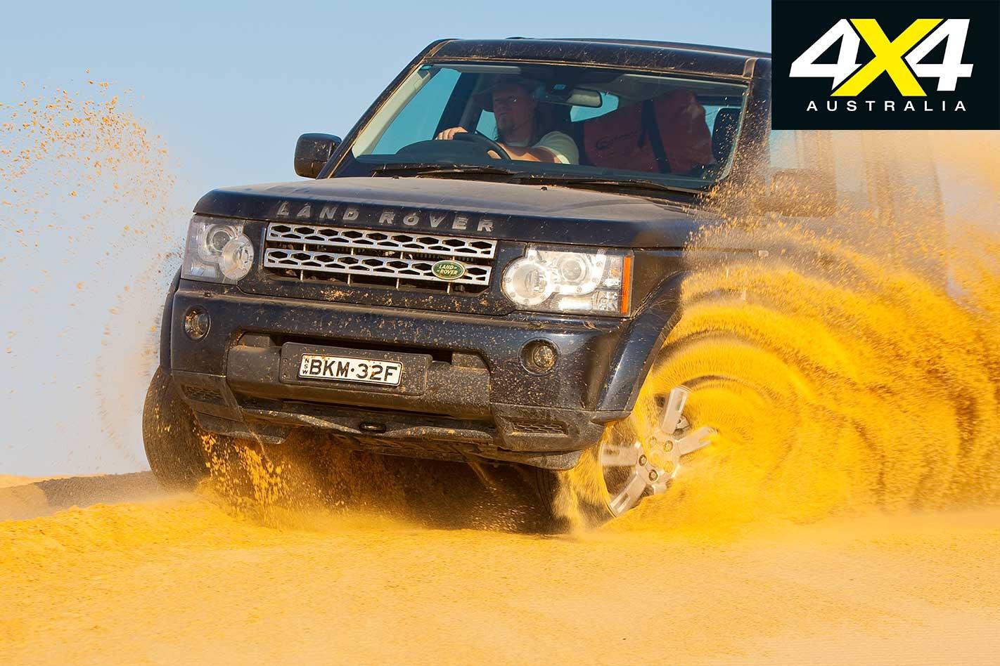 Past 4 X 4 OTY Winners 2010 Land Rover Discovery 4 TDV 6 Jpg