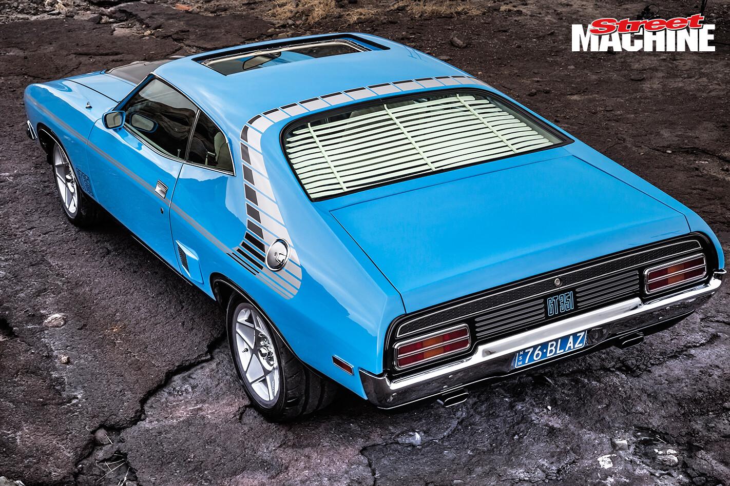 XB Falcon Coupe 351 7 Nw