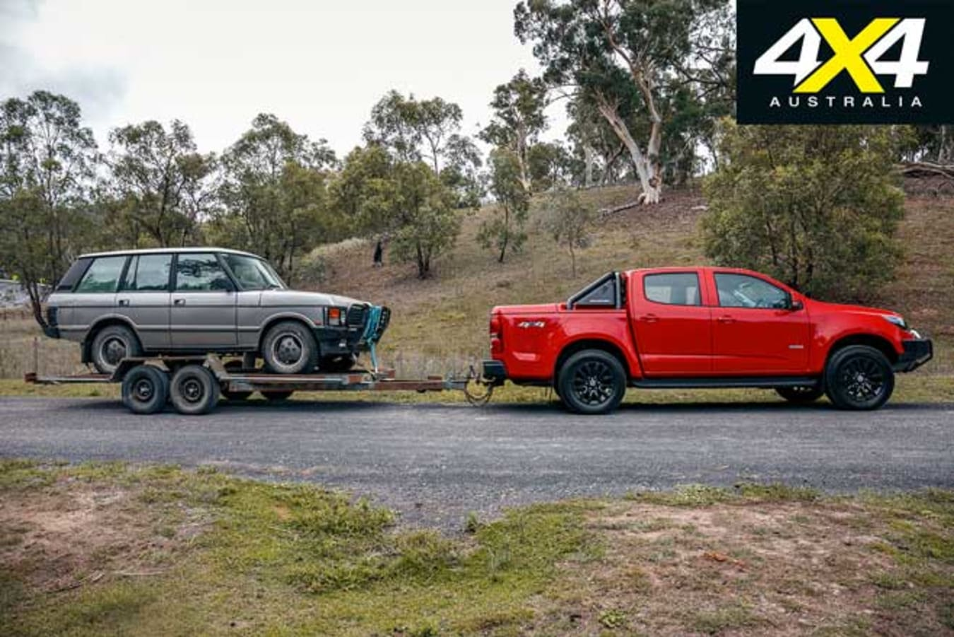 Science Of Towing Trailer Carrier Jpg