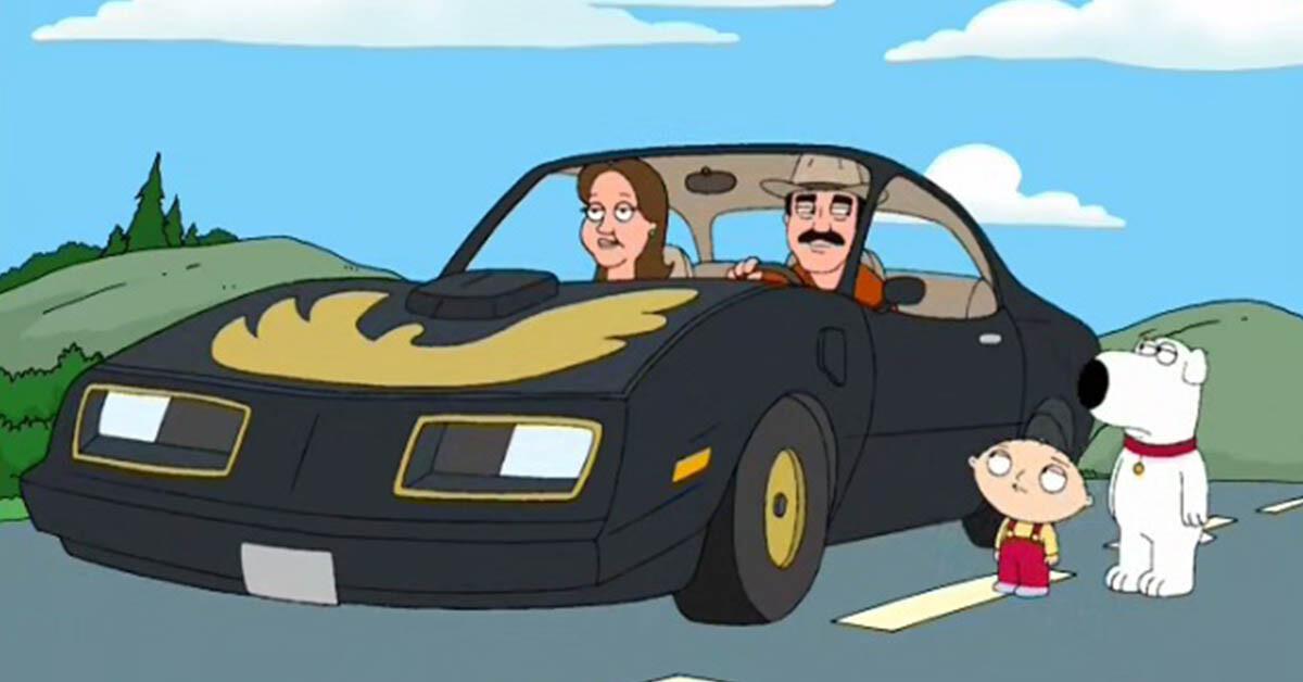 Family Guy Burt Bandit Smokey Jpg