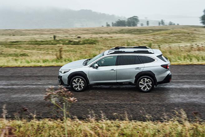 2021 Subaru Outback Touring review
