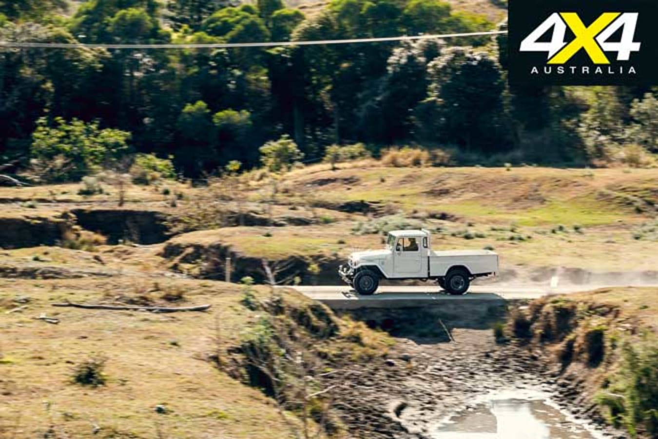Restored Custom 1984 Toyota Land Cruiser FJ 45 Drive Jpg