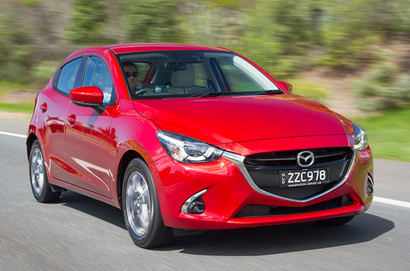 2017 Mazda 2 pricing and features