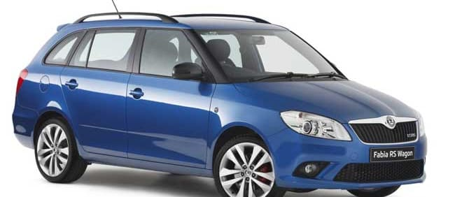 Skoda Fabia and Roomster
