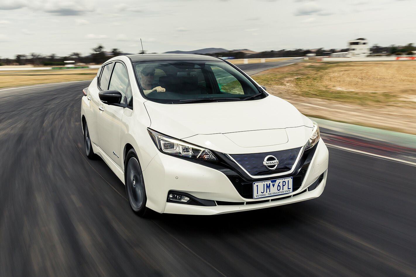 Nissan Leaf Front Jpg