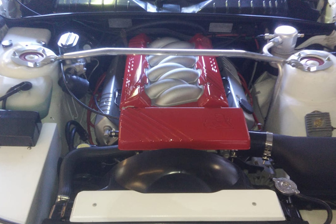 Giacobbe Nicolosi Holden 304 engine