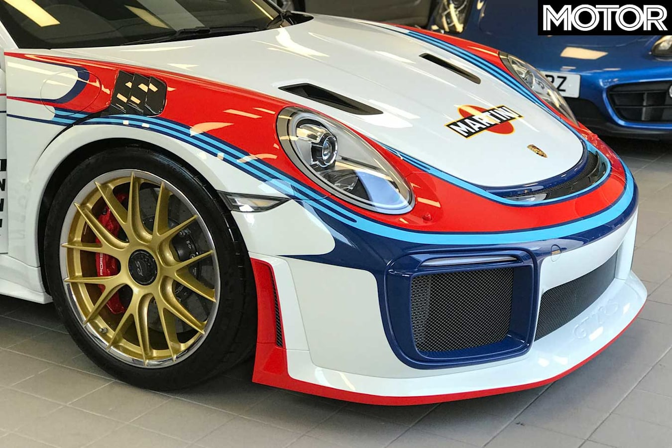 Porsche 911 Gt 2 Rs Moby Dick Livery Front Wheels Jpg