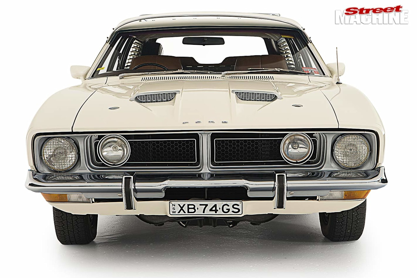 Ford Falcon XB wagon front