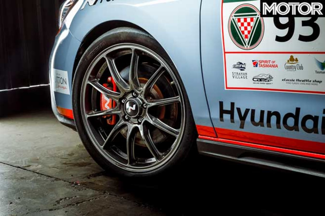 Hyundai I 30 N Tarmac Rally Car Wheel Jpg