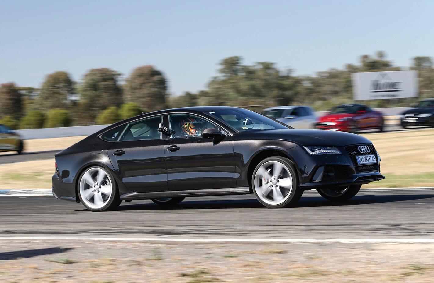 PCOTY 8th - Audi S7