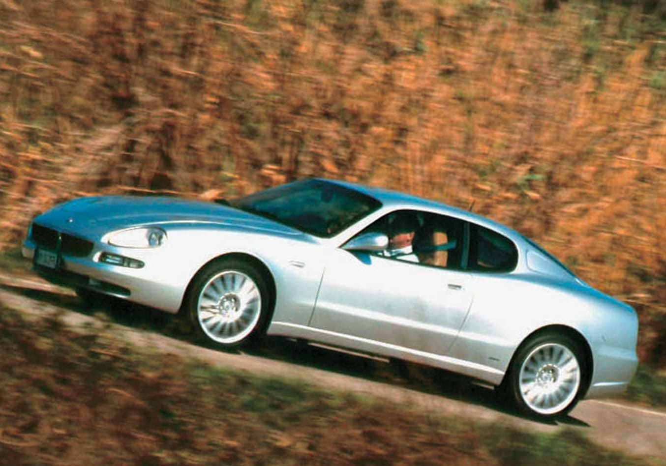2002 Maserati Coupe review classic MOTOR