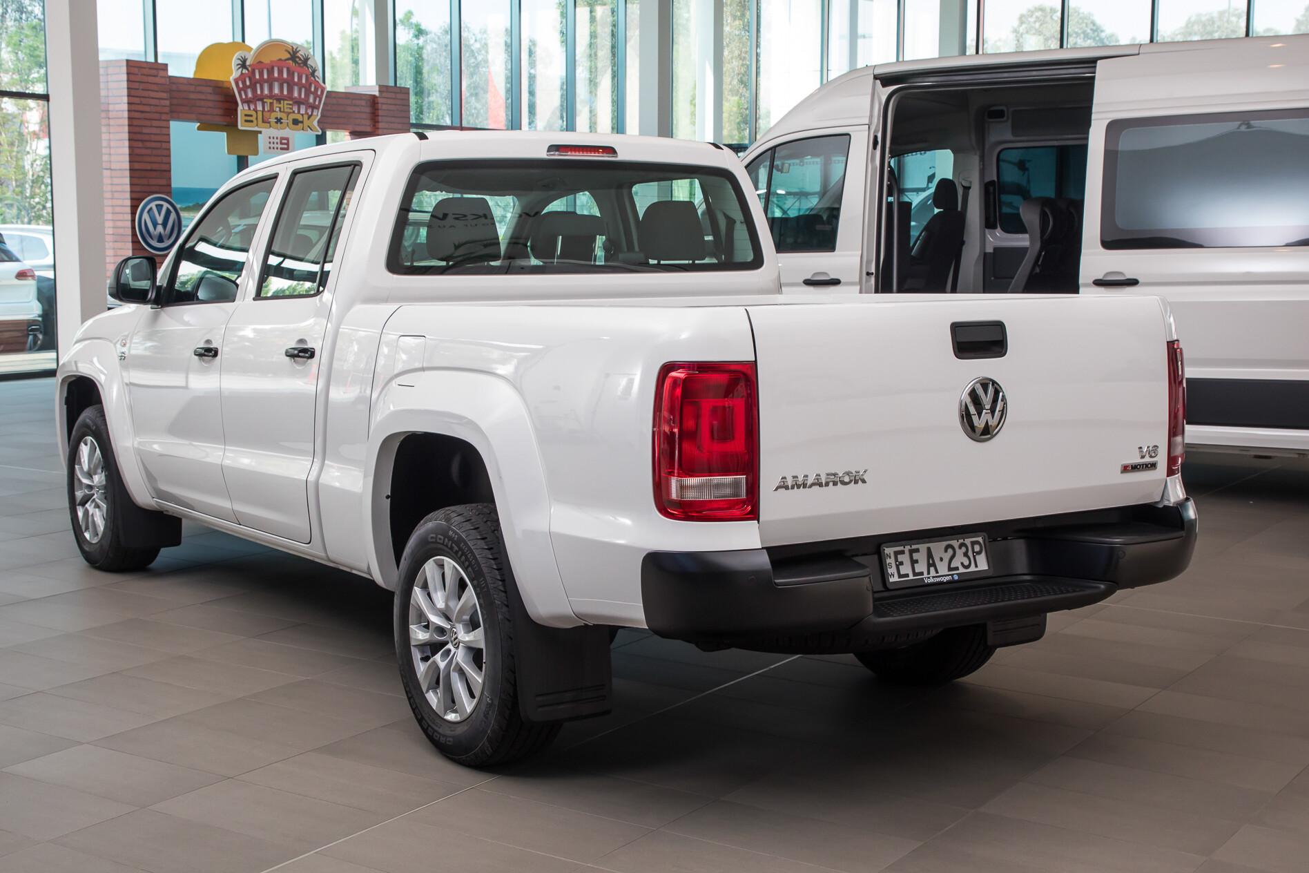 Volkswagen Amarok XL 2019