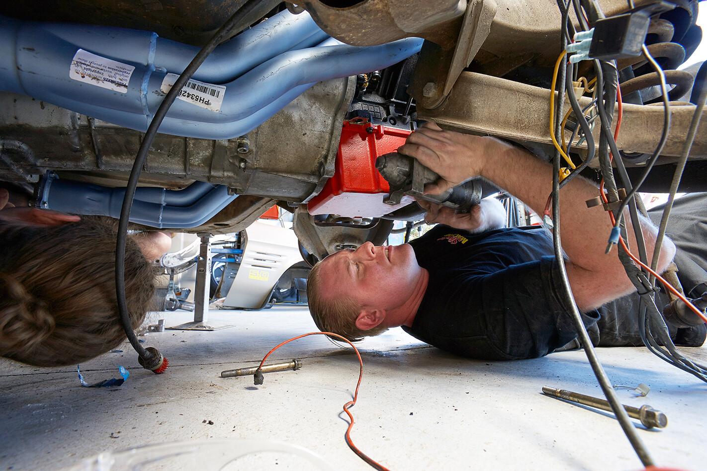installing the extractors