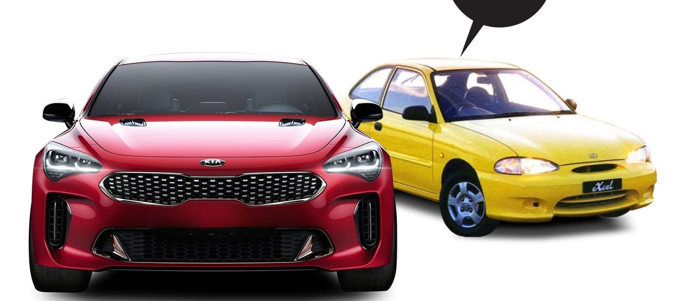 Editors letter: 2017 The year of the Korean car