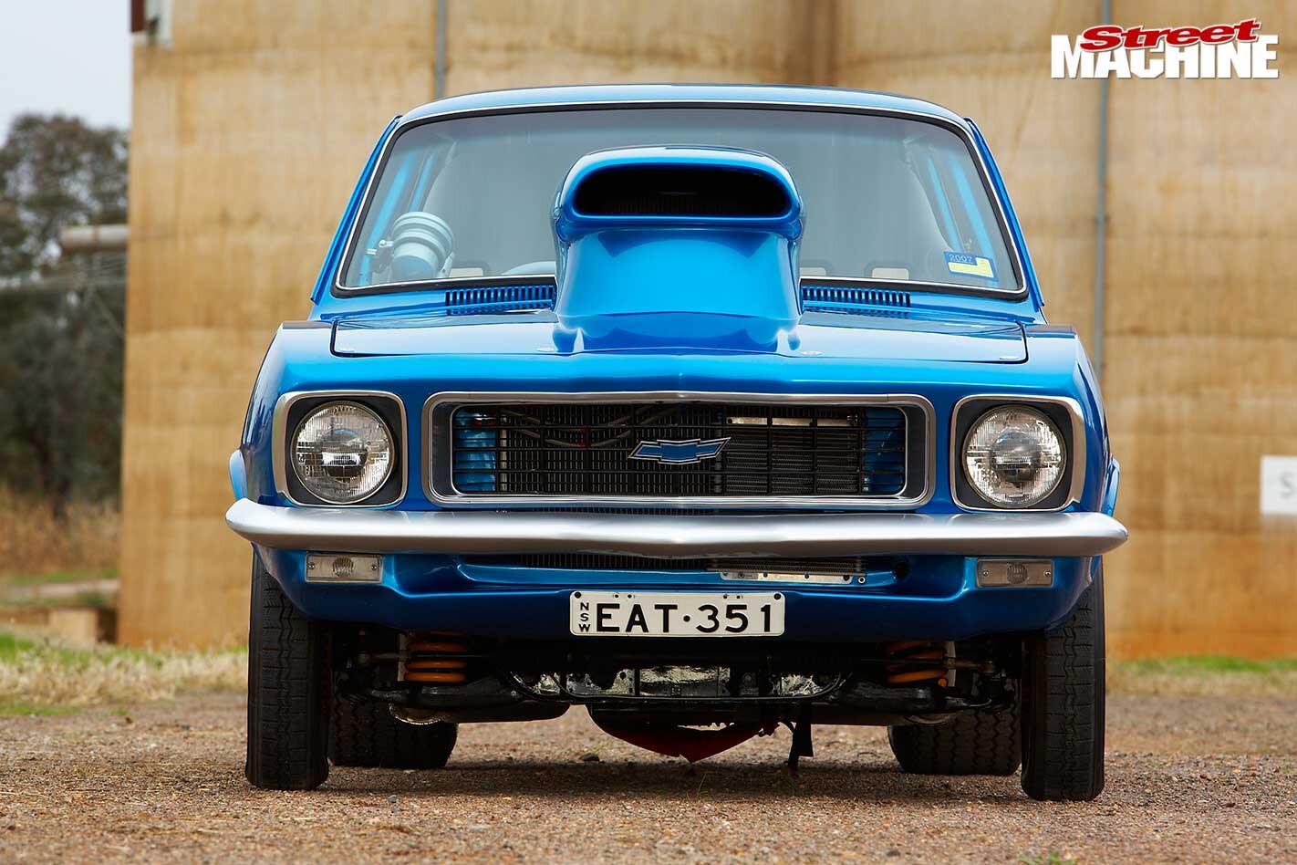 Holden LJ Torana front