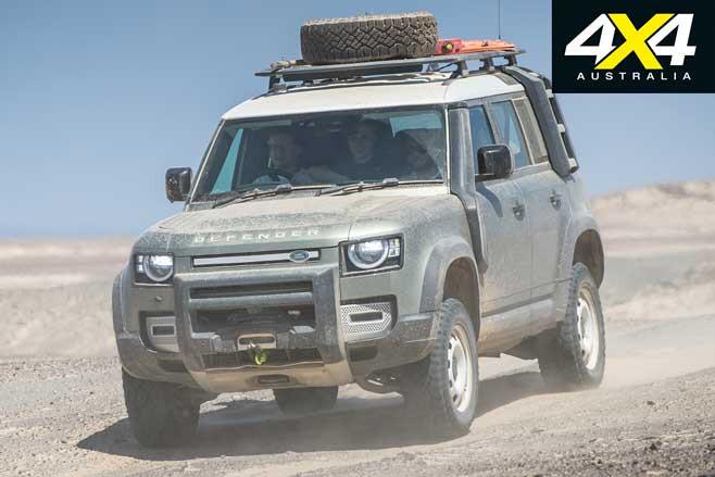 2020 Land Rover Defender 110 Equipment Jpg