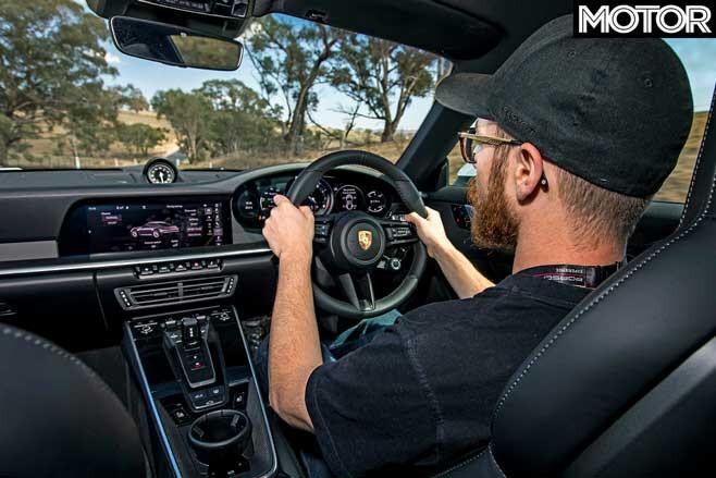 Porsche 911 Carrera Australian Drive Test Jpg