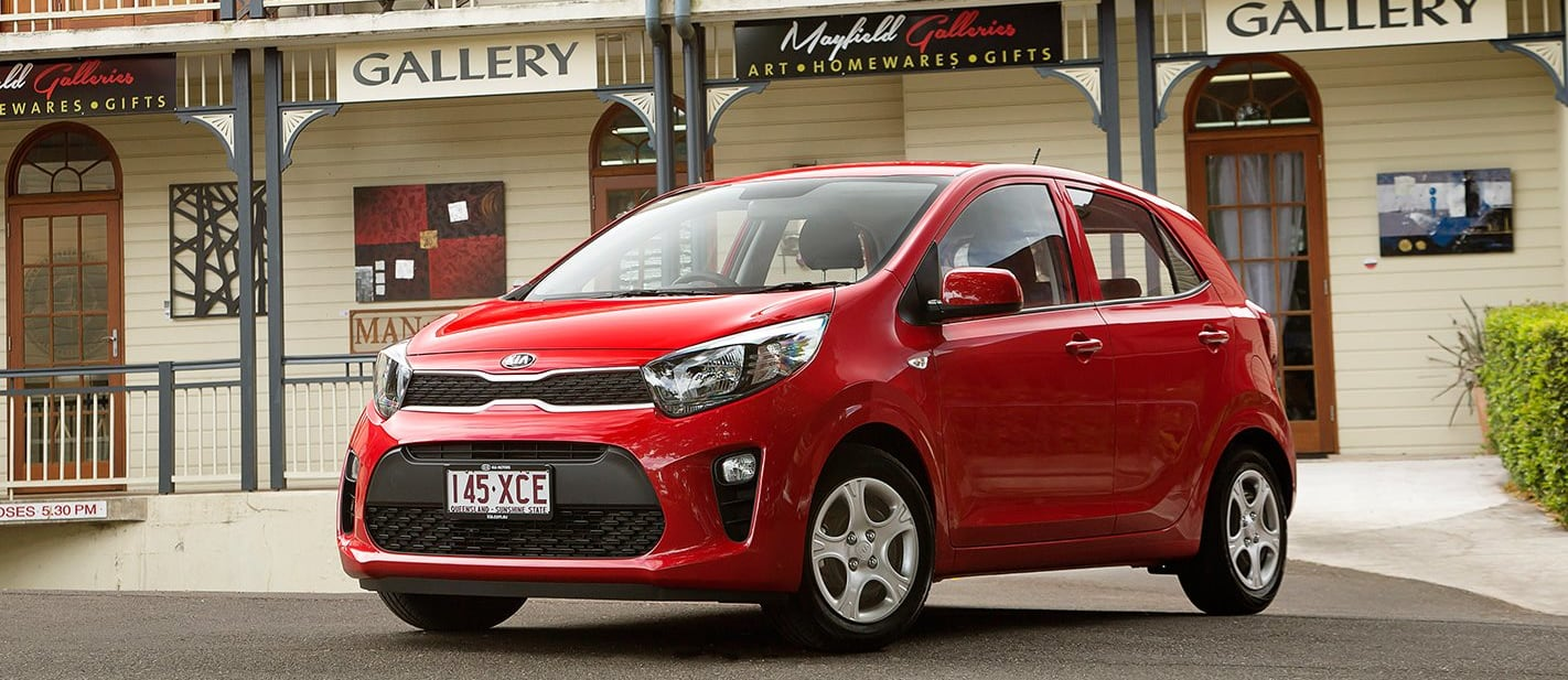 2017 Kia Picanto price and features announced