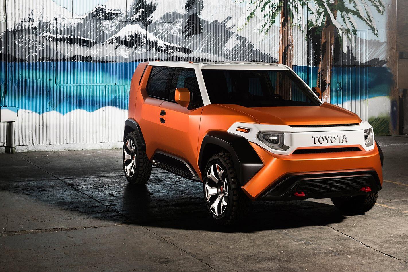 Toyota FT 4X main