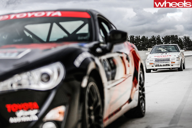 Toyota -86-Race -Car -with -AE86