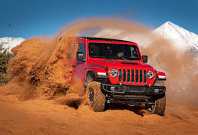 2021 Jeep Wrangler Rubicon 392 review