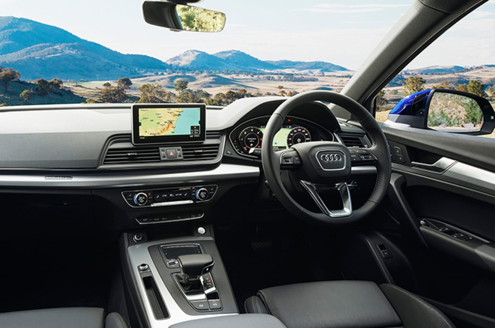 Audi Q 5 Interior Dashboard Jpg