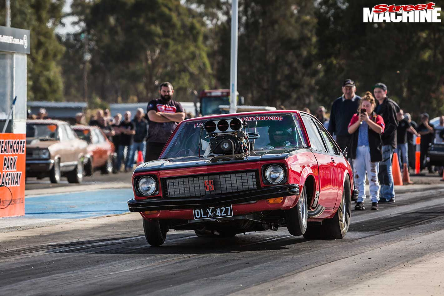 Matt Loy's Torana at Holden Nationals