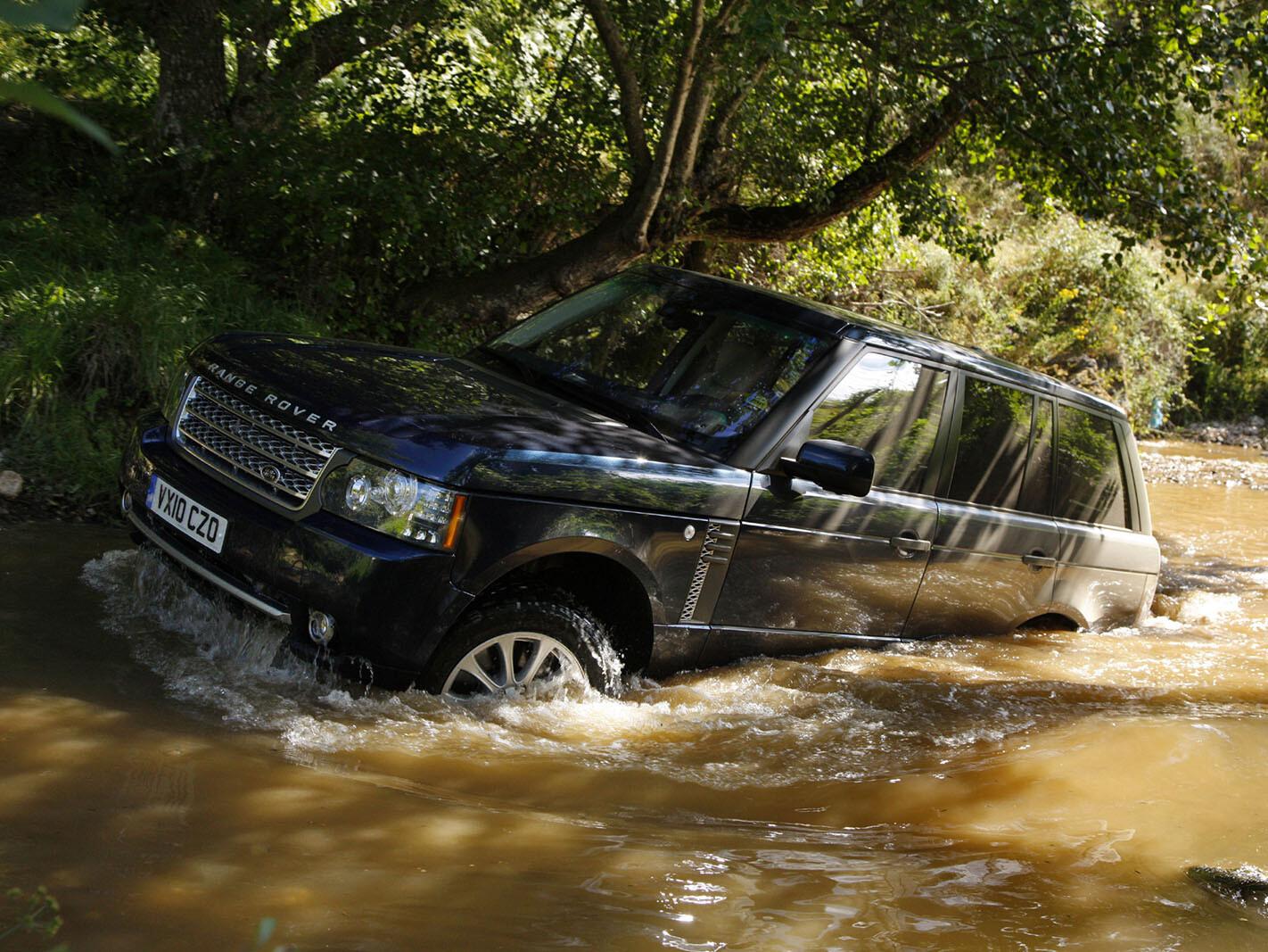 Range Rover third generation