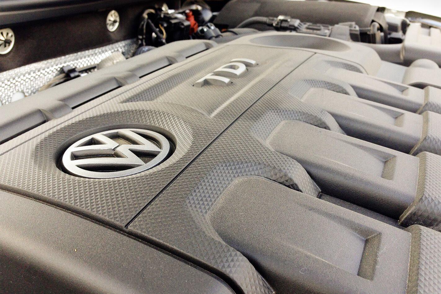 Volkswagen Dieselgate engine