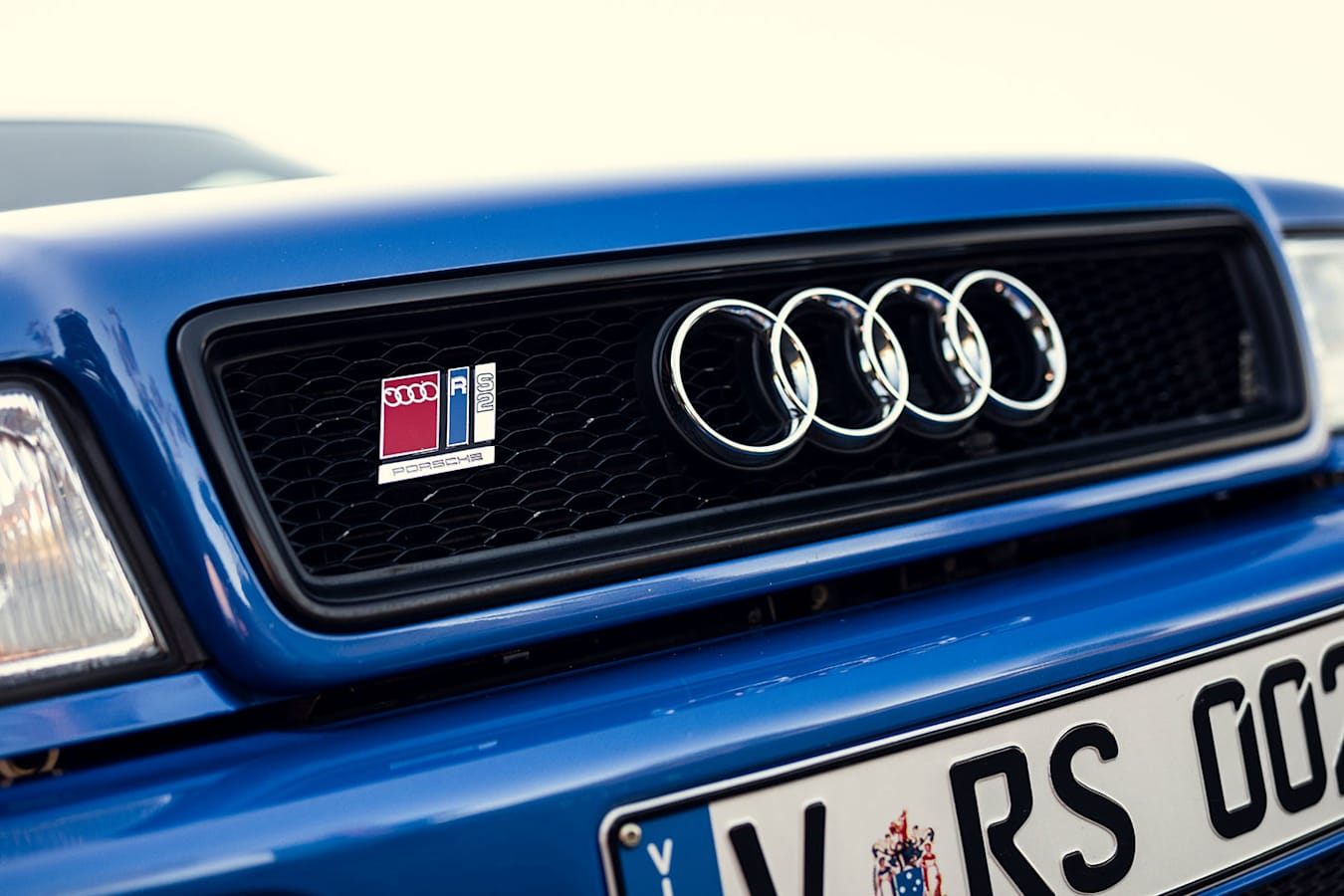Audi RS2 wagon grille