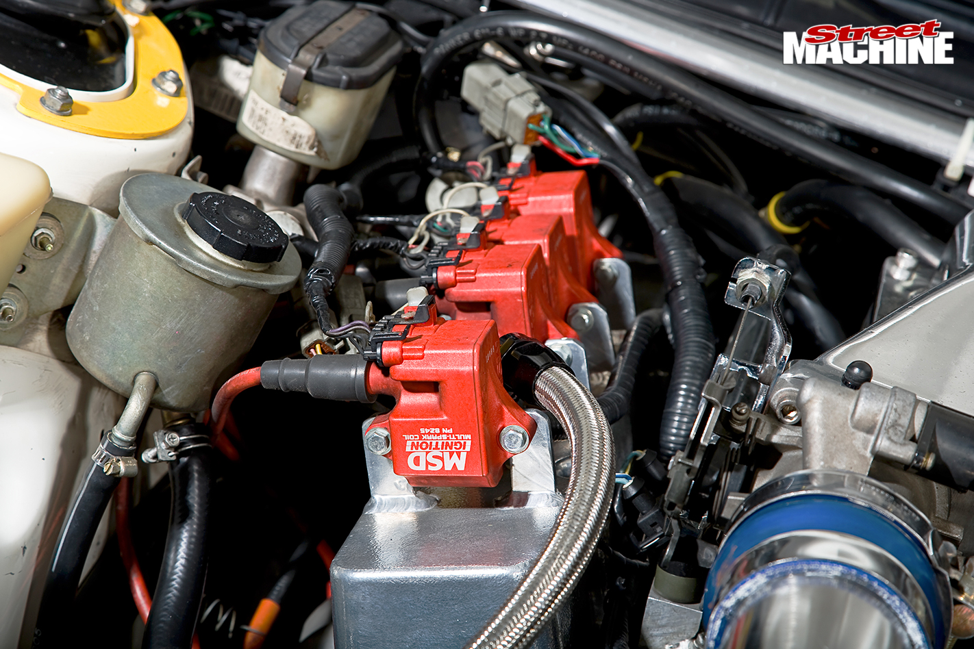 Holden -vr -commodore -ute -engine -3