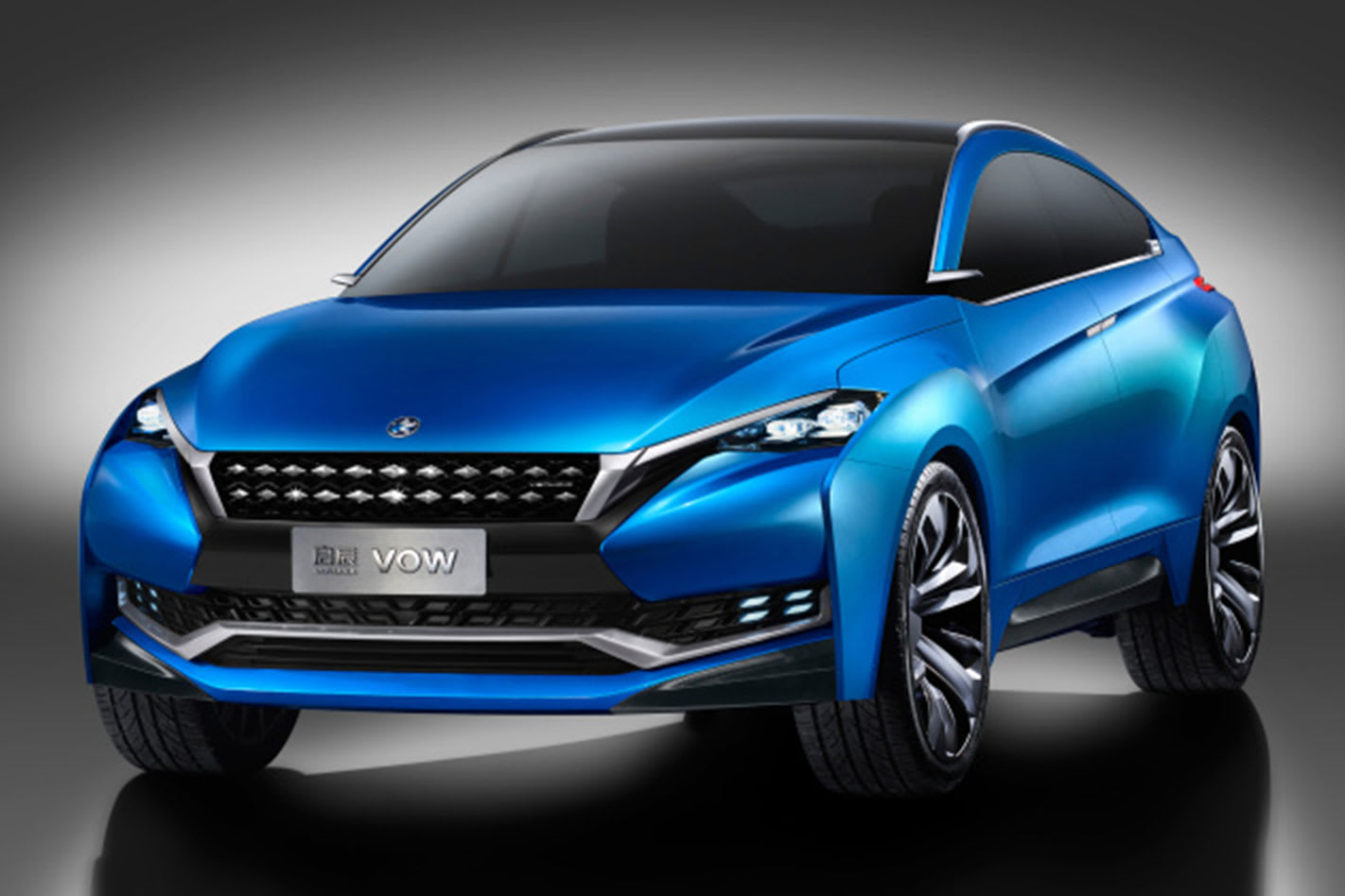 2016 Nissan-Dongfeng Venucia VOW