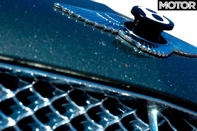 Performance Car Of The Year 2004 Bentley Continental GT Bonnet Catch Jpg