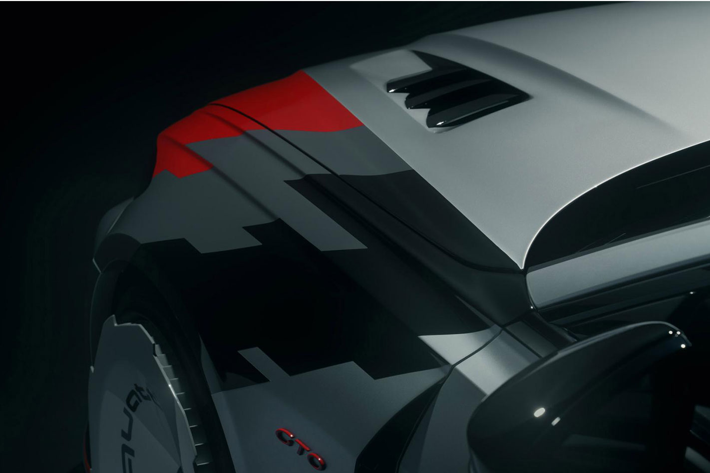 Audi RS6 GTO IMSA