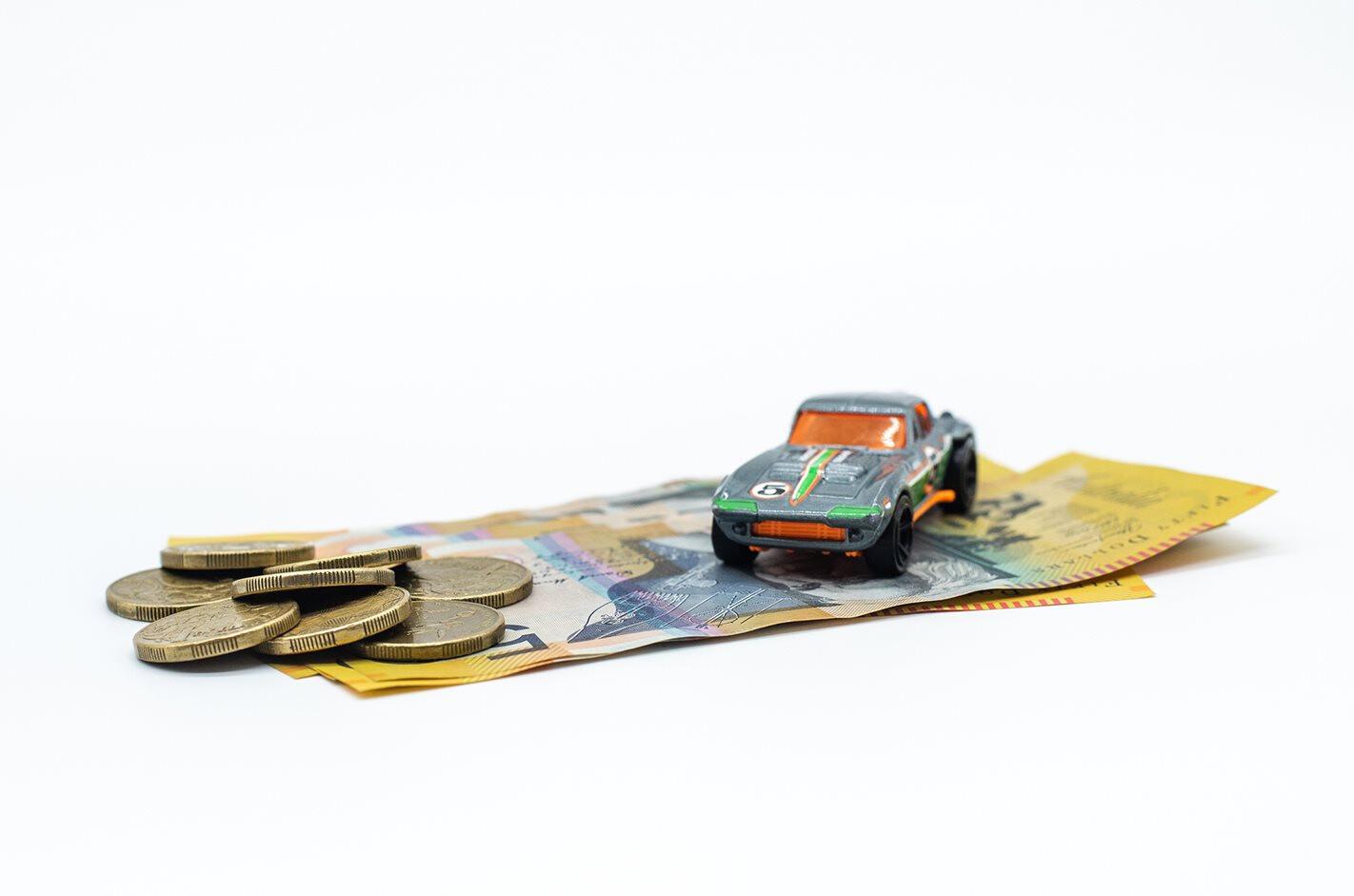 Car finances Aussie dollar