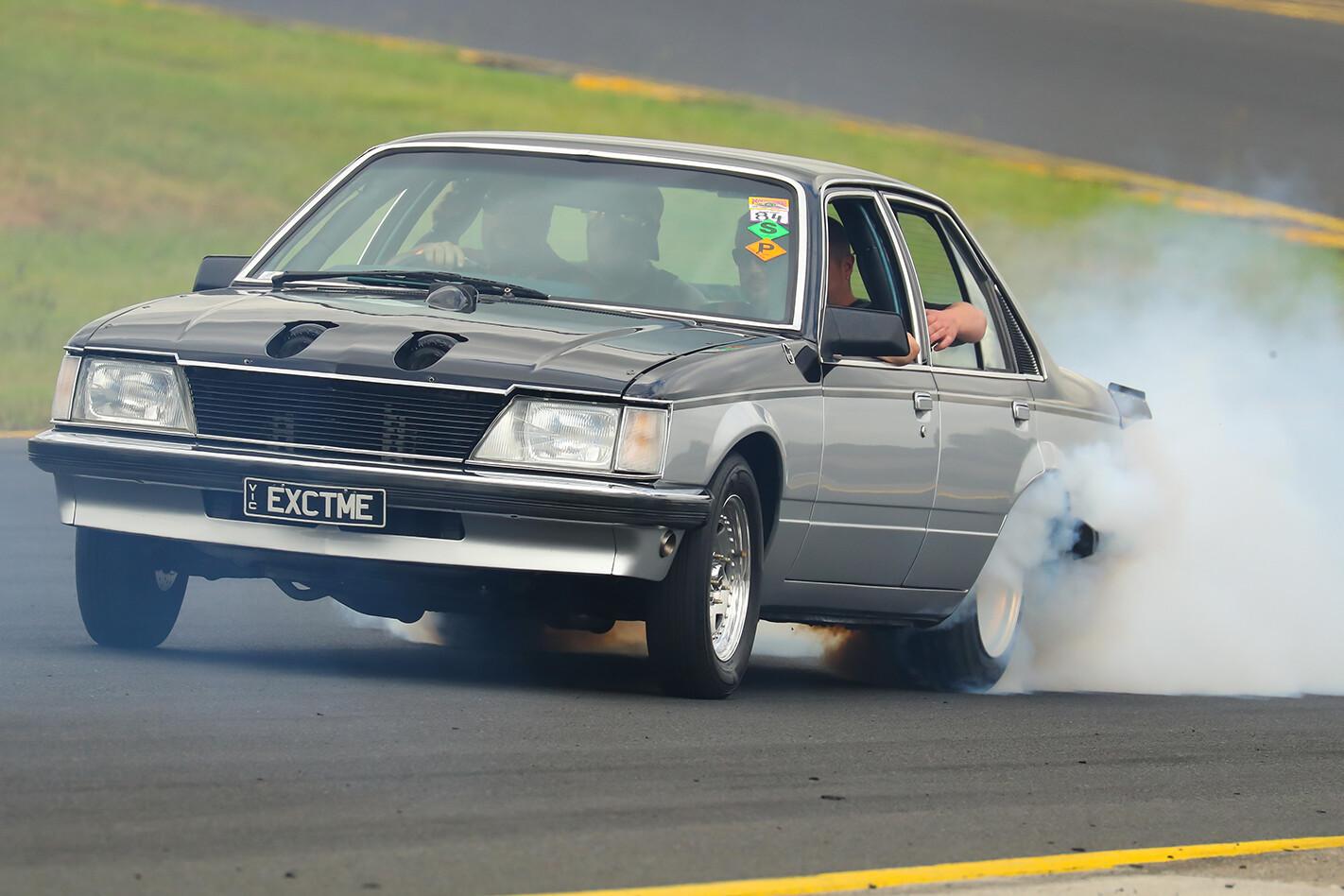 Powercruise Commodore Bubba