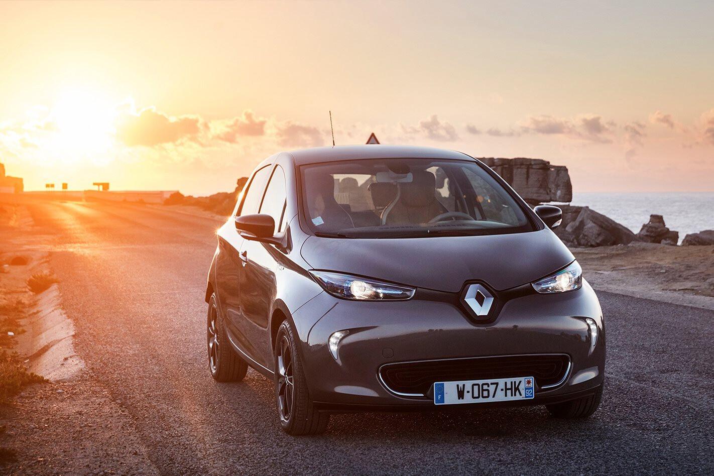 Renault Zoe and Kangoo EVs coming to Oz… but not for regular folk